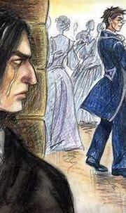 Pin on Severus & Lily