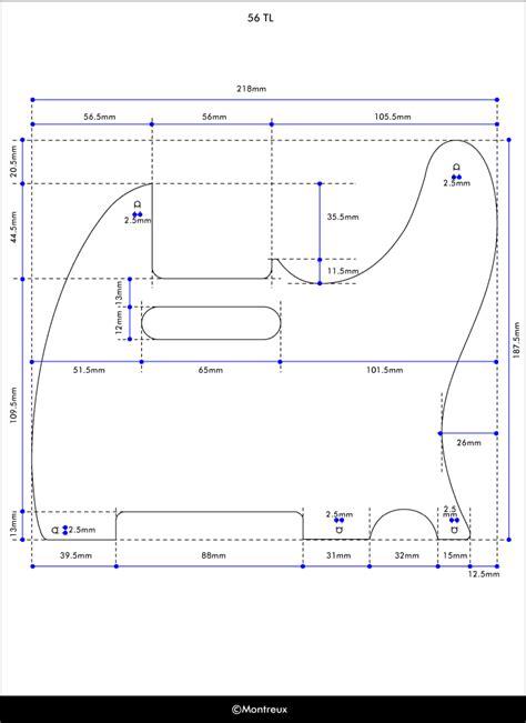wood share explorer guitar plans