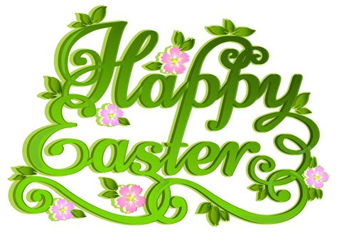 Free Easter Clip Easter Clipart Png Collection