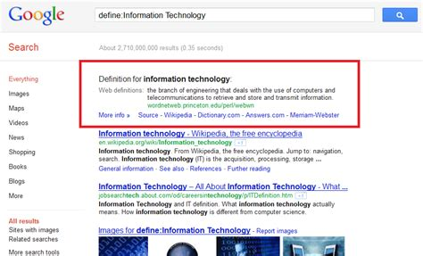 search engine definition december 2011 techbulletsph