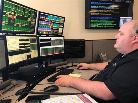 dispatch center improves regional services