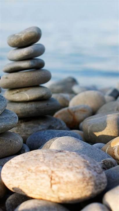 Zen Iphone Macro Rocks