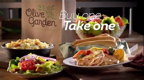 buy one take one olive garden olive garden buy one take one tv the