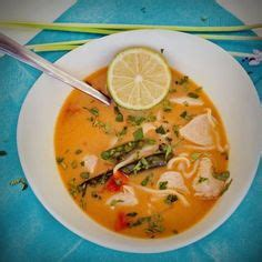 tom kha suppe tom kha gai vegetarische variante cuisine food and