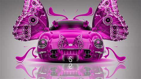 chevrolet corvette butterfly car  el tony