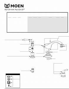 Moen Plumbing Product 86950cp User Guide