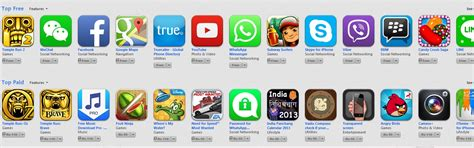 free apps for iphone top 20 best free iphone and apps of 2013 on ios app
