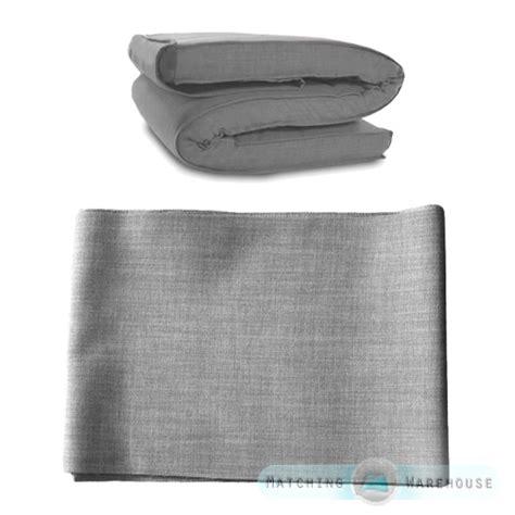 tissu de rechange housse pour futon matelas simple tailles ebay