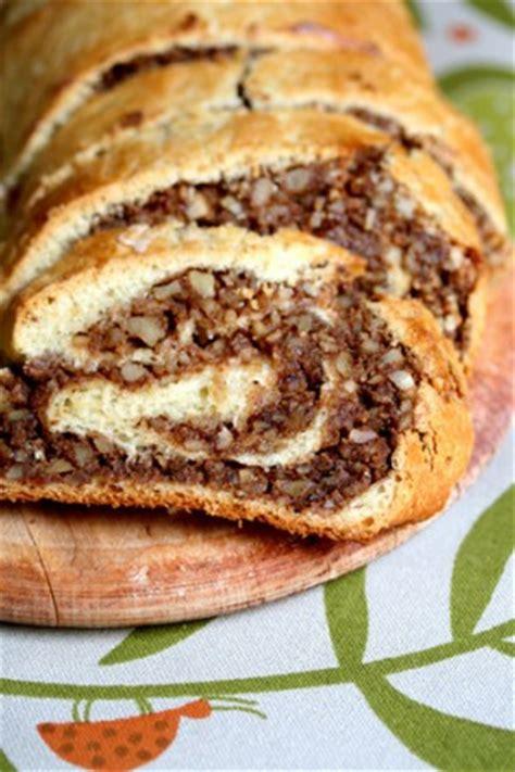 hungarian nut roll skinny chef