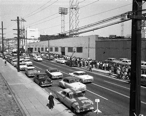 San Francisco…1959  The Old Motor