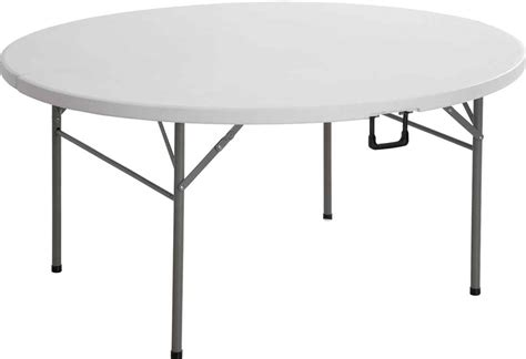 round folding table lowes round folding card tables feel the home