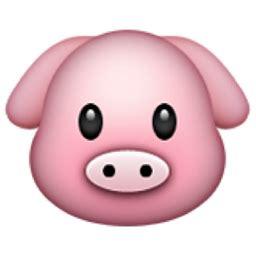 emoji copy and paste iphone pig emoji u 1f437 u e10b