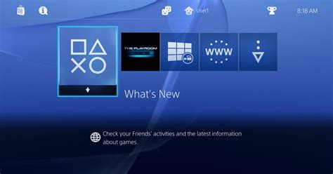 Sony Adding New Features And Social Enhancements To Ps4