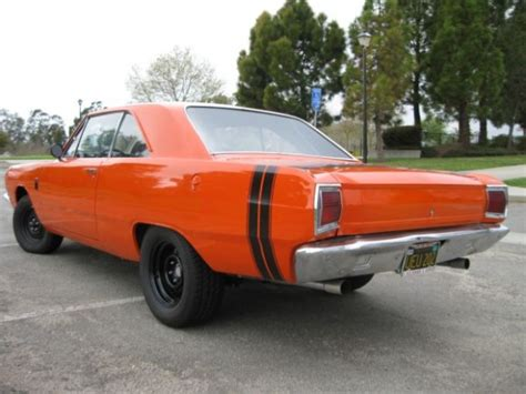 1967 Dodge Dart GT For Sale Rear resize