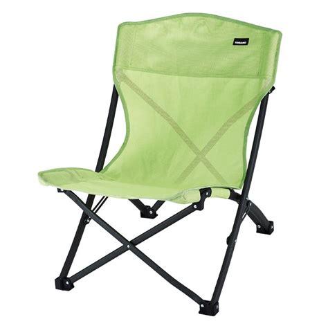 chaise pliante de plage chaise de plage pliante trigano