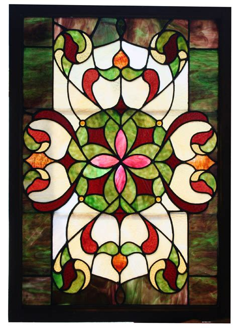 stained glass ls for sale stained glass window for sale antiques com classifieds