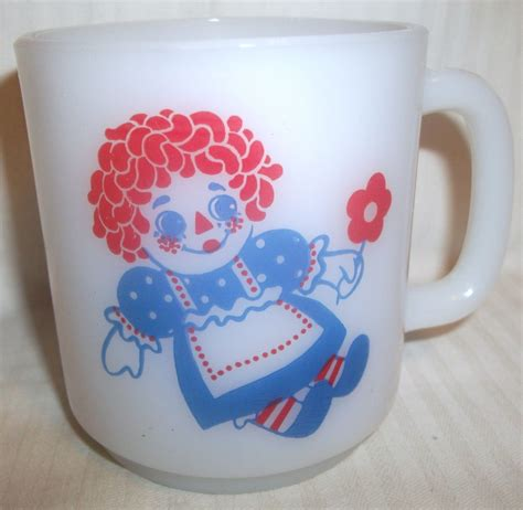 Target / kitchen & dining / 30 cup coffee maker. Vintage Raggedy Ann / Andy Glasbake white milk glass ...