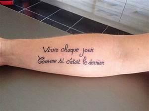 Phrase Tatouage Sur La Force : tatouages phrases famille mod les et exemples ~ Melissatoandfro.com Idées de Décoration