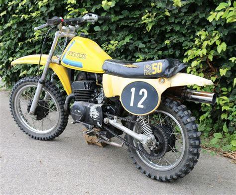 Suzuki Rm50 by Suzuki 50cc Rm50 1980 Catawiki