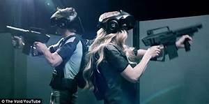 The Void virtual reality system puts player in the game ...