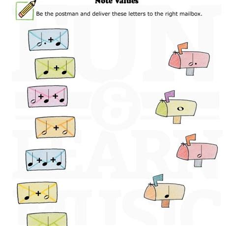 42 best ideas about note values anchor charts notes and worksheets