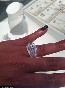 39it39s official39 whitney houston39s daughter bobbi kristina With whitney houston wedding ring