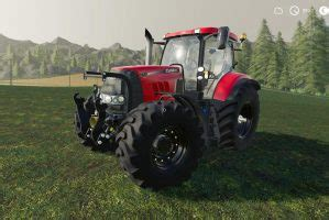 case ih puma series   ls farming simulator   mod ls mod