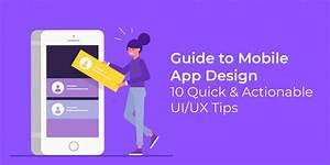 10 Quick  U0026 Actionable Ui Ux Tips For Mobile App Design