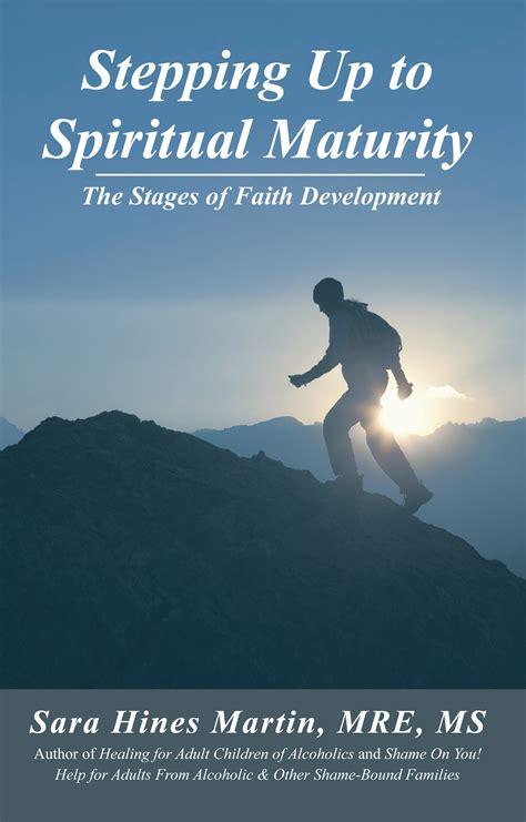 book inspires spiritual maturity