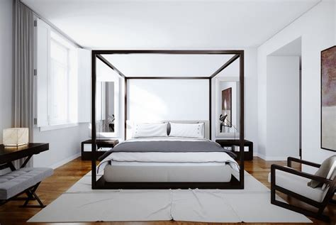 perfectly masculine canopy beds bella nocturne