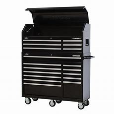 Husky 52 In 18drawer Tool Chest And Rolling Tool Cabinet