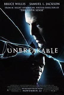 Unbreakable (film) Wikipedia