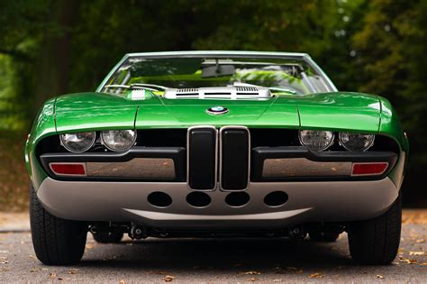 1969 Bmw Bertone Spicup Concept
