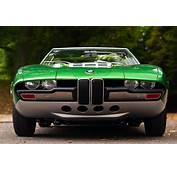 Old Concept Cars 1969 BMW Bertone Spicup