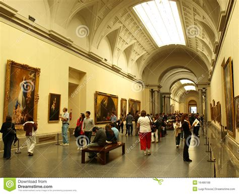 Kunstgalerie In Madrid E by Galeria De Arte Foto De Stock Editorial Imagem De 243 Leo