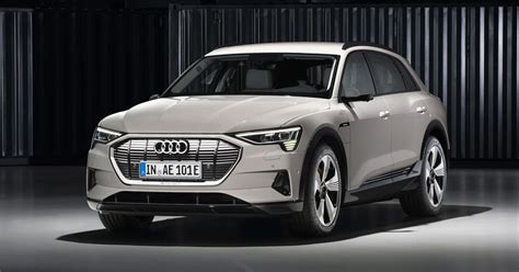 audi reveals  tron electric suv   starting