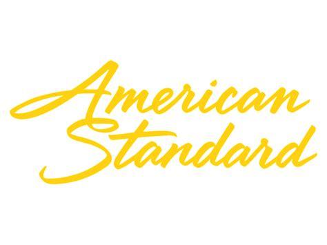 American Standard by American Standard Logo Logok