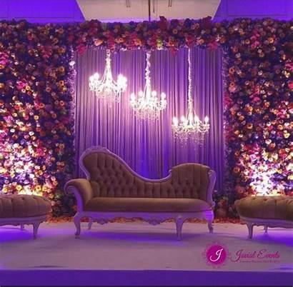 Stage Event Management Decorations Mandap Decoration Backdrop