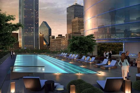 Breathtaking Views Of The Downtown Skyline.dallas Luxury