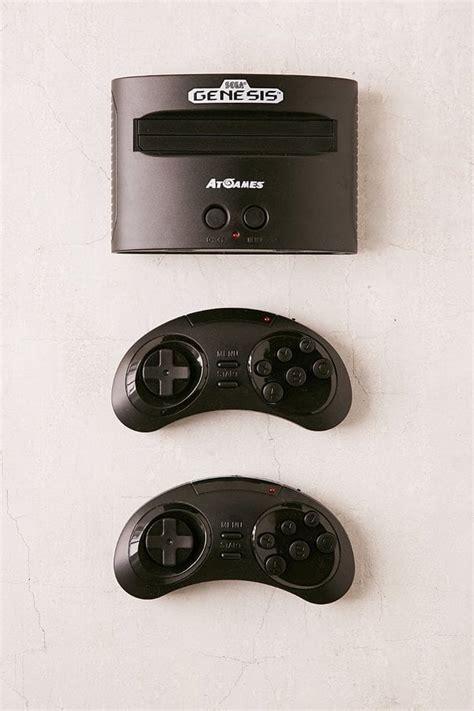 Sega Genesis Wireless Classic Game Console Ts For
