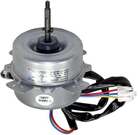 heat pump fan motor lg heat pump outdoor unit fan motor asuh fhp fi