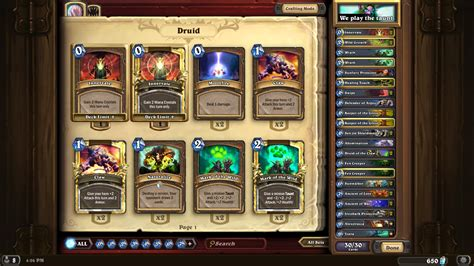 reynad warrior deck got you down reynad warlock deck