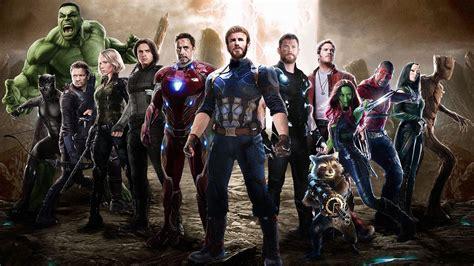 Avengers Infinity War Movie Cast Captain America Iron