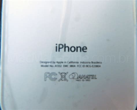 when was the iphone made designed in california made in brazil
