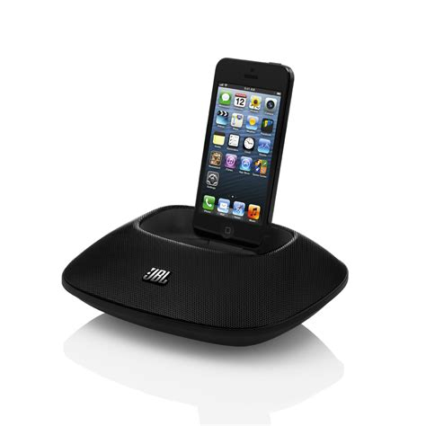 iphone 5 dock speaker dock onbeat micro for iphone 5 jbl jblonbeatmicblkeu