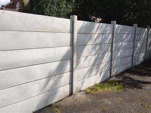 Precast Concrete Fence Posts Gallery