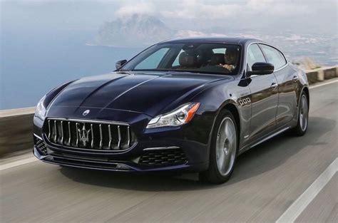 La Maserati Quattroporte per il Presidente Mattarella