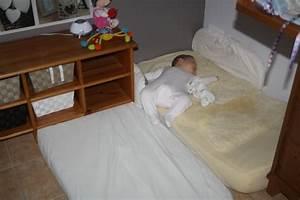 Solde Lit Bebe : lit bebe sans barreau montessori visuel 8 ~ Teatrodelosmanantiales.com Idées de Décoration