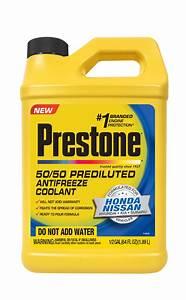 Prestone Antifreeze Coolants