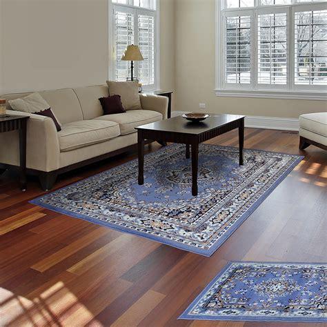 blue rug ebay blue area rug 8 x 11 large carpet 69